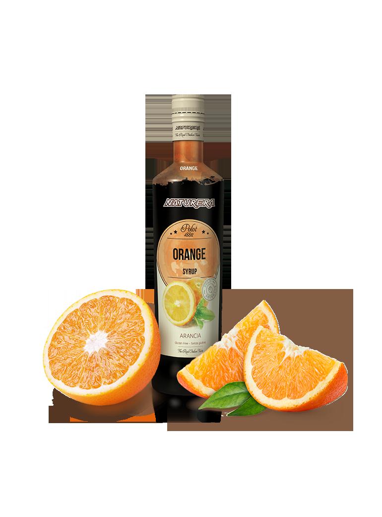 Sirupas APELSINŲ (700 ml.)