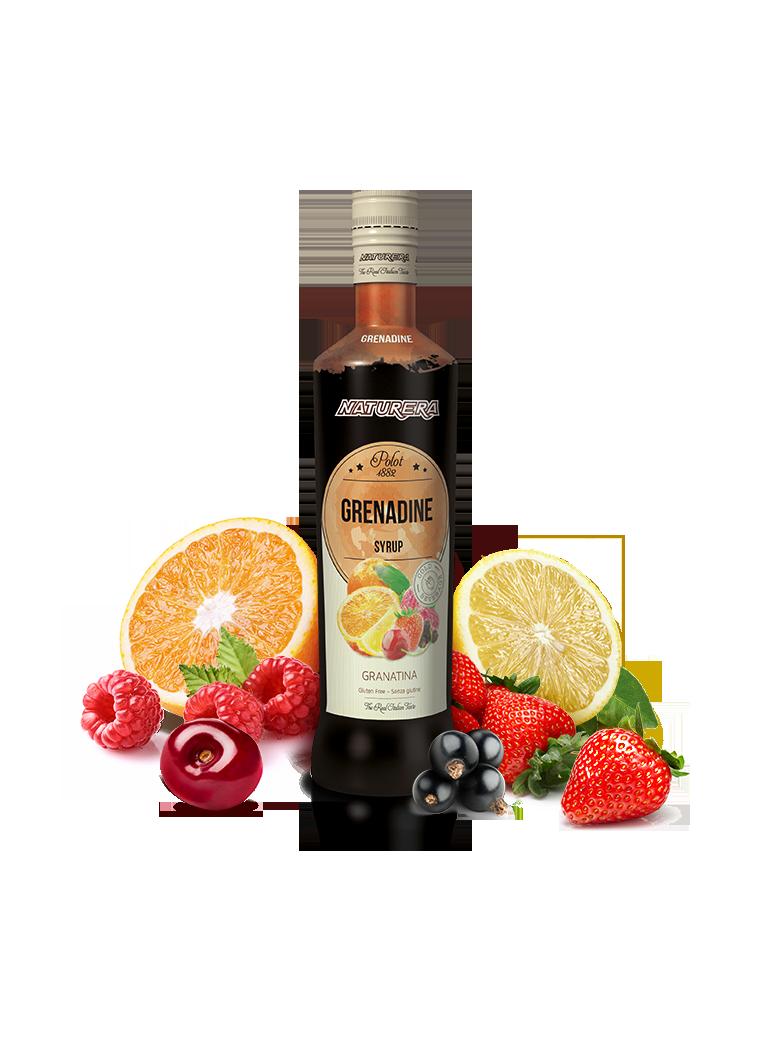 Sirupas GRENADINAS (700 ml.)